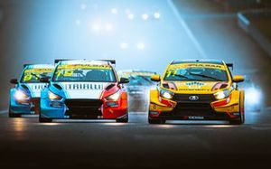 Захар Слуцкий, Hyundai i30 N, Carville Racing, Кирилл Ладыгин, Lada Vesta, Lada Sport Rosneft