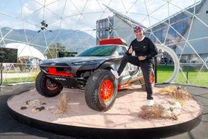 Audi alla Dakar: Stéphane Peterhansel