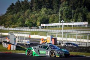 #66 Attempto Racing Audi R8 LMS GT3: Christopher Mies, Mattia Drudi, Nicolas Schöll