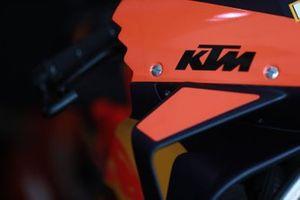 Brad Binder, Red Bull KTM Factory Racing bike detail
