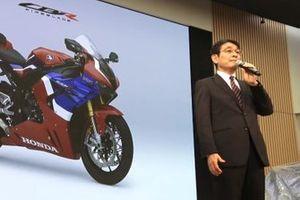 Noriaki Abe, Presidente di Honda Motor
