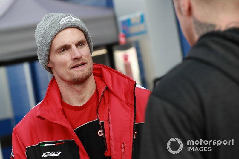 Chaz Davies, Scott Redding, Aruba.it Racing Ducati