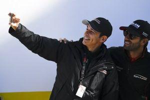 #7 Acura Team Penske Acura DPi, DPi: Helio Castroneves, #31 Whelen Engineering Racing Cadillac DPi, DPi: Felipe Nasr