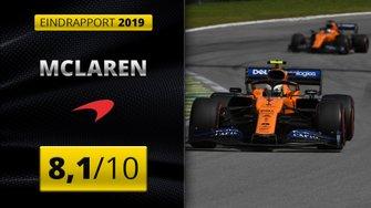 Eindrapport 2019 McLaren