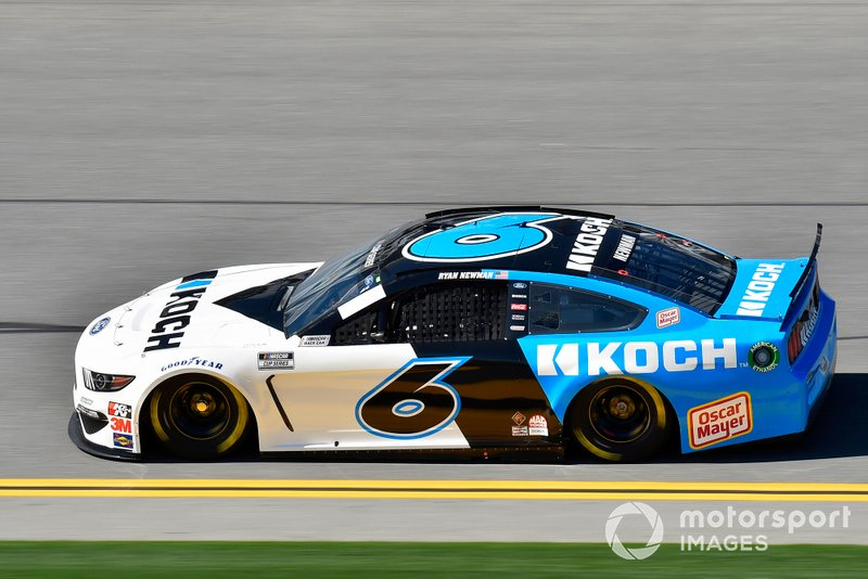 7. Ryan Newman, Roush Fenway Racing, Ford Mustang