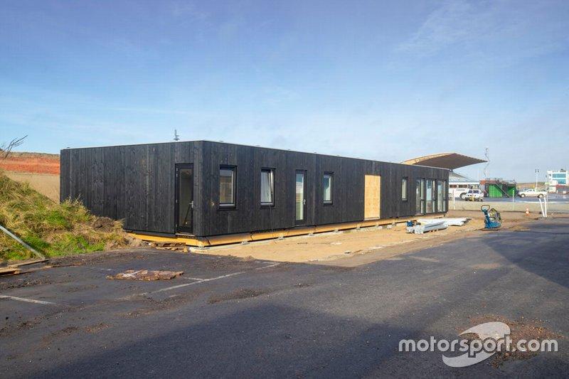 Renovatie Circuit Zandvoort