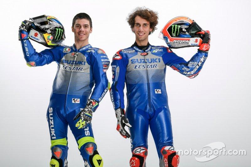 Joan Mir, Alex Rins, Team Suzuki MotoGP
