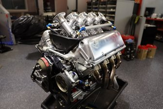 Kelly Racing KR001 Ford V8 engine
