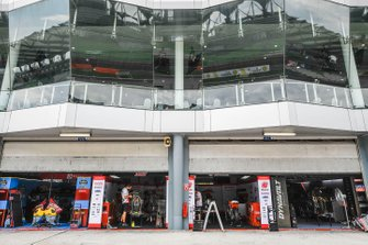 Sepang garage overview