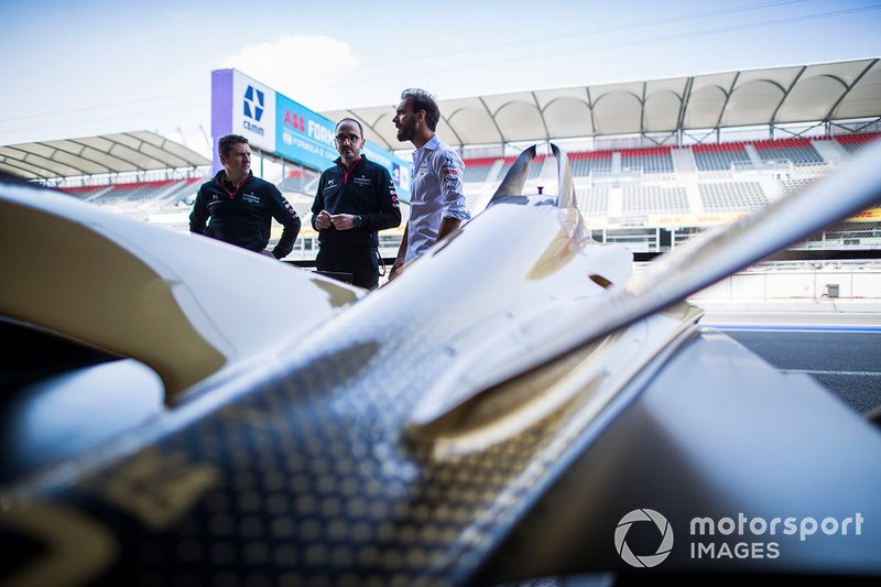 Leo Thomas, Racing Director, DS Techeetah, Jean-Eric Vergne, DS Techeetah
