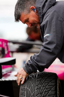 Механик Джека Харви, Meyer Shank Racing Honda