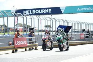 Remy Gardner, SAG Racing Team, Sam Lowes, Gresini Racing