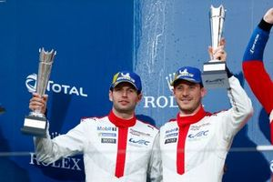 Podium : #92 Porsche GT Team Porsche 911 RSR - 19: Michael Christensen, Kevin Estre