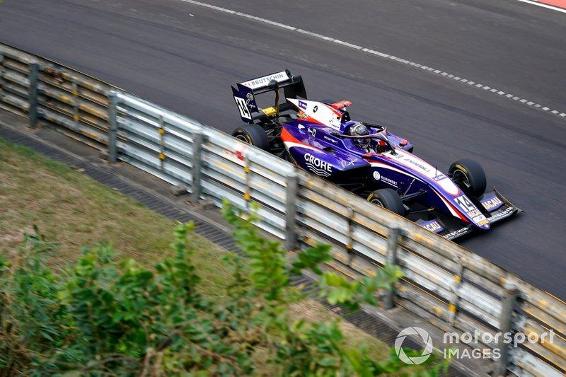 David Beckmann, Trident Motorsport