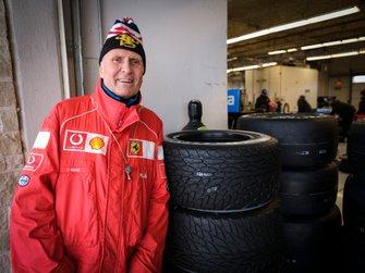 Legendary Tire Technician Kenny Szymanski