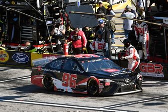 Daniel Suarez, Gaunt Brothers Racing, Toyota Camry Toyota Certified Used Vehicles
