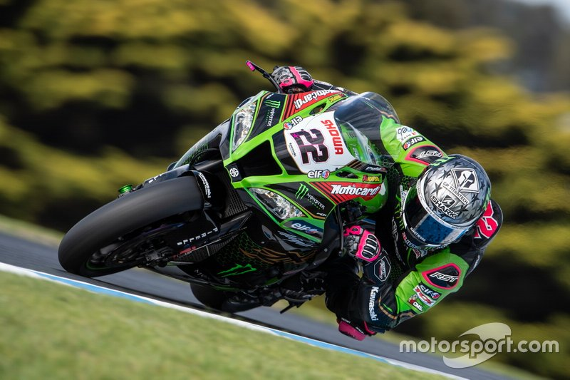 Alex Lowes, Kawasaki Racing Team