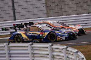 Sho Tsuboi, Lexus Team Bandoh Lexus LC500