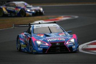Kenta Yamashita, Lexus Team LeMans Wako's Lexus LC500