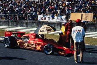 Gunnar Nilsson, Lotus 78 Ford