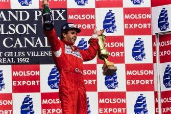 1. Gerhard Berger, McLaren