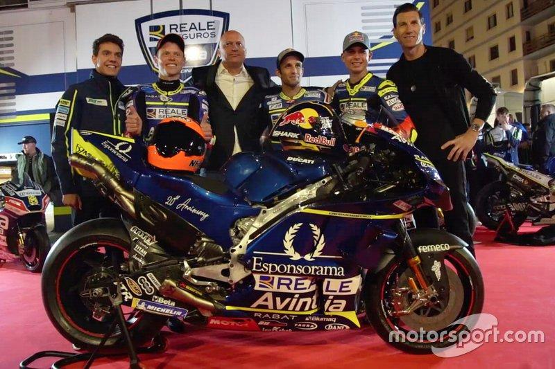 Tito Rabat y Johann Zarco, Avintia Racing