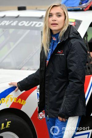 Natalie Decker, Niece Motorsports, Chevrolet Silverado N|29 Technologies LLC