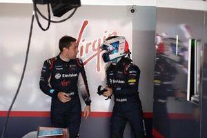 Robin Frijns, Virgin Racing, Sam Bird, Virgin Racing