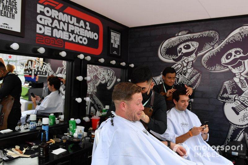 Barbería