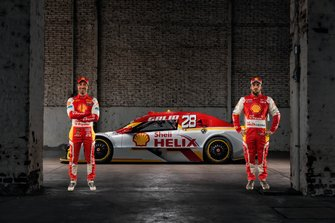 Galid Osman e Dennis Dirani vão correr juntos na Corrida de Duplas de 2020