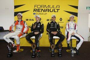 Лоренцо Коломбо и Виктор Мартинс, MP Motorsport, Кайо Колле, R-ace GP