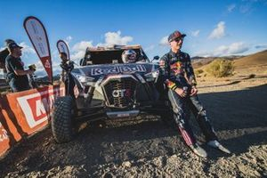 Митчелл Гатри и Ула Флёне, Red Bull Off-Road Team USA, OT3-01 (№412)