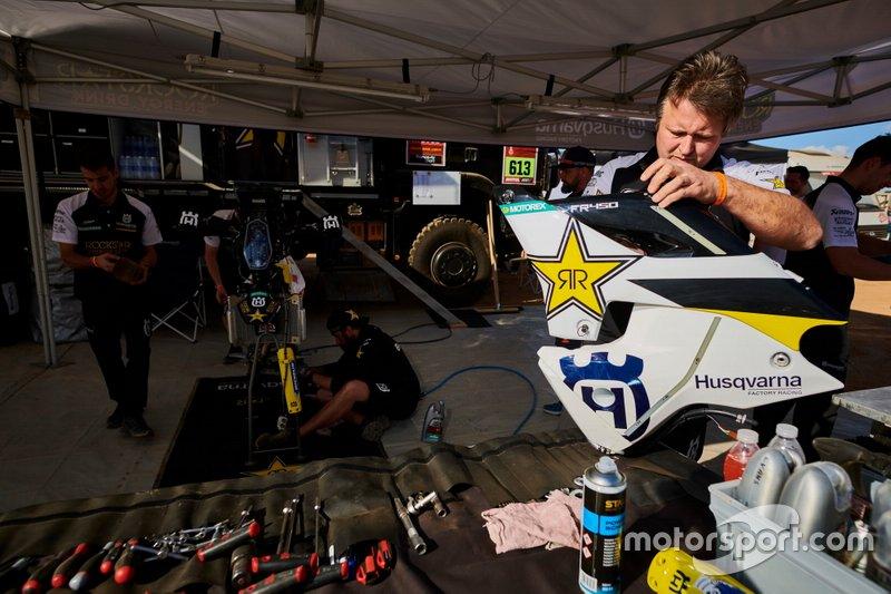 Rockstar Energy Husqvarna Factory Racing team