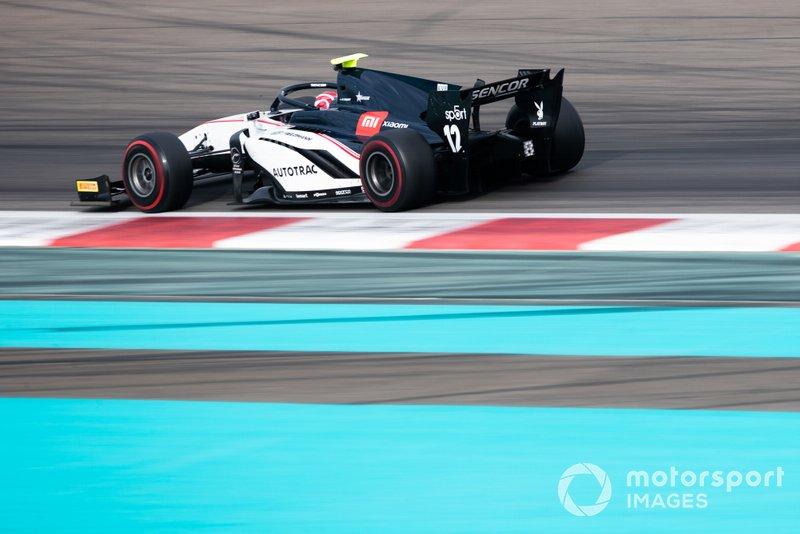 Педро Пике, Charouz Racing System