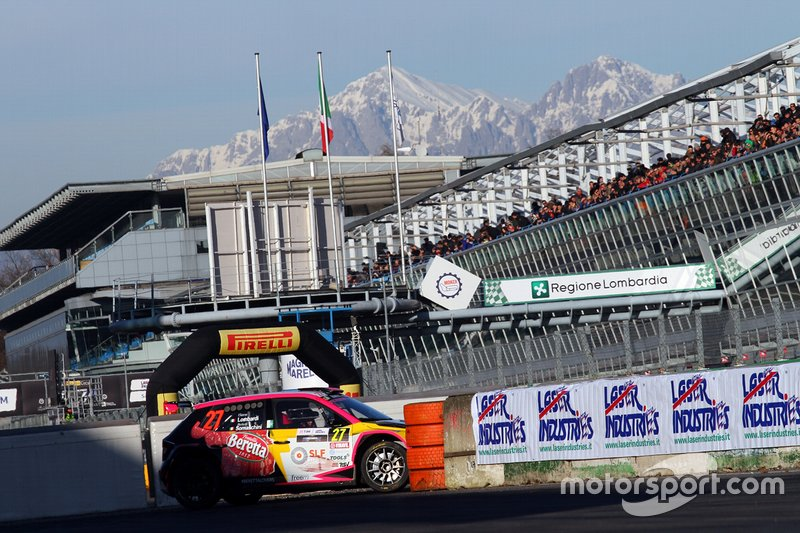 Soma Schini Rachele, Lombardi Chiara, Skoda Fabia, Monza Rally Show
