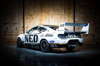 Автомобиль Ford Mustang GT команды NED Racing Team в новой ливрее