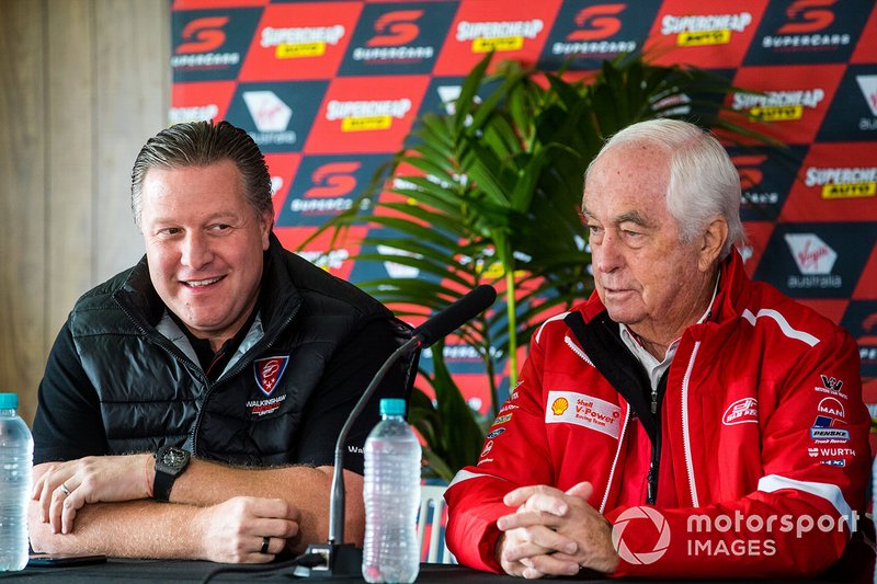 Zak Brown, Roger Penske