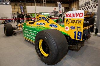 Monoposto Benetton F1