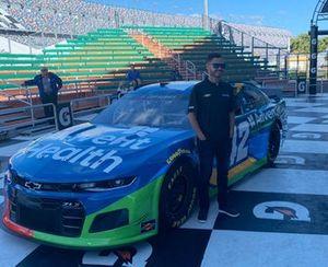 Kyle Larson, No. 42 Chip Ganassi Racing Chevrolet Camaro
