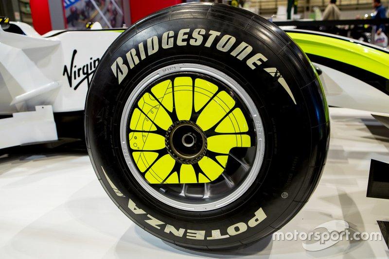 Coche de F1 Brawn GP