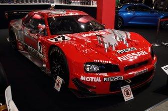 モチュール ピットワーク 2003年 JGTC No22
