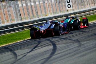 Daniel Abt, Audi Sport ABT Schaeffler, Audi e-tron FE06 Sam Bird, Envision Virgin Racing, Audi e-tron FE06