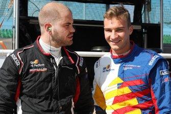 Patrick Kujala, Bonaldi Motorsport e Diego Bertonelli, Dinamic Motorsport
