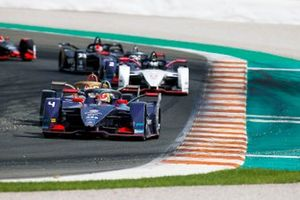 Robin Frijns, Envision Virgin Racing, Audi e-tron FE06 Jean-Eric Vergne, DS TECHEETAH, DS E-Tense FE20