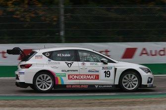 Eric Scalvini, Scuderia del Girasole by Cupra Racing, Cupra TCR