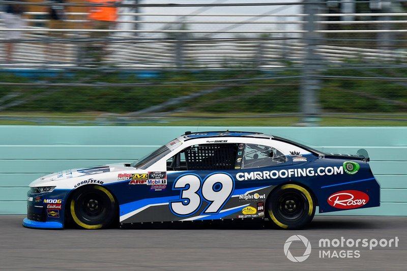 Ryan Sieg, RSS Racing, Chevrolet Camaro RSS Racing