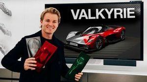 Nico Rosberg, Aston Martin Valkyrie