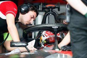 Mechanics talk with Sébastien Buemi, Nissan e.Dams