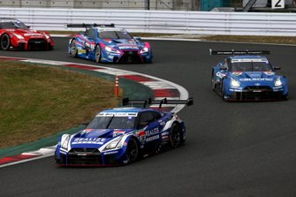 Mitsunori Takaboshi, Kondo Racing Nissan GT-R NISMO GT500, James Rossiter, Team Impul Nissan GT-R NISMO GT500