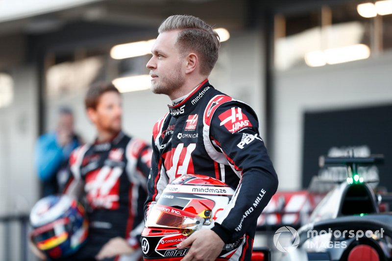Kevin Magnussen, Haas F1 Team (MAÑANA)